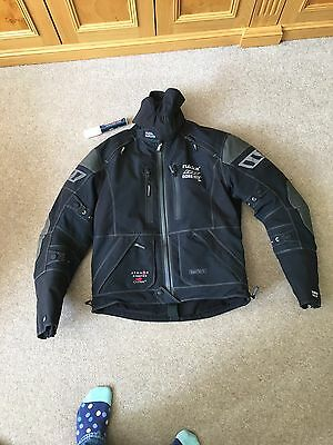 Rukka Arma S Goretex Motorcycle Jacket - Black - Size 48