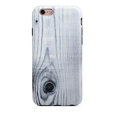 WOOD TEXTURE SLIM FIT New Shockproof Case Cover Accessories For iPHONE 6 6s PLUS