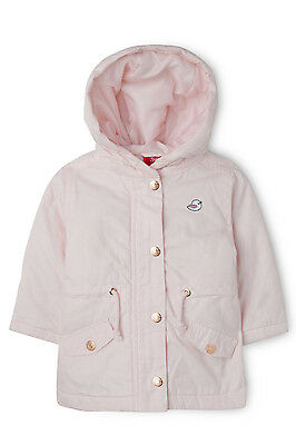 NEW Sprout Anorak Coat Lt Pink