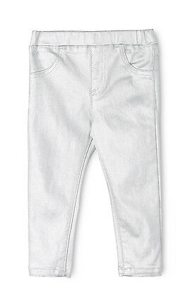 NEW Sprout Metallic Jegging Silver