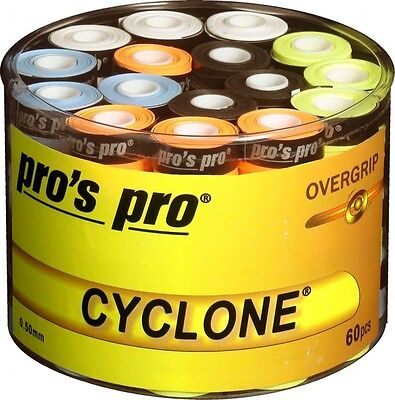 Pro's Pro Cyclone Overgrip 60 Color