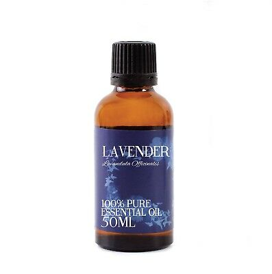 Mystic Moments | Lavender Essential Oil - 100% Pure - 50ml (EO50LAVE)