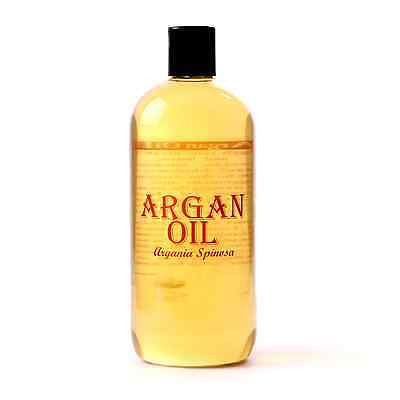 Argan Carrier Oil - 100% Pure - 500ml (OV500ARGA)