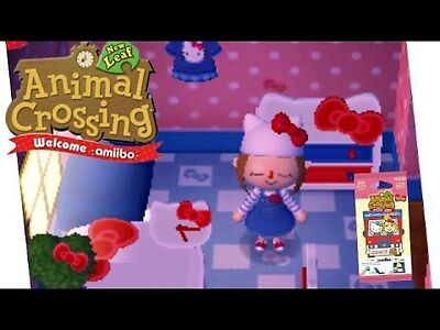 Animal Crossing New Leaf ACNL 30 Specific Items Of Your Choice + 5 Million Bells