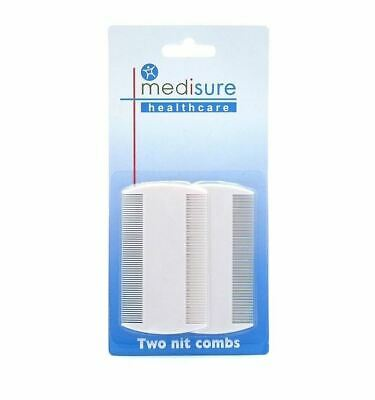 Medisure Healthcare | Nit Comb 2 pack - 3 Pack