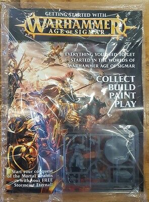 Getting Started with Warhammer Age of Sigmar NEW