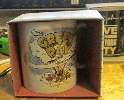 Green Day Mug Collectable Rare Vintage  Licensed New In Box