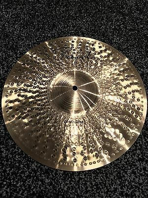 Paiste Dimensions 14 Inch Power Hi Hat Cymbals (Used - Good Condition)