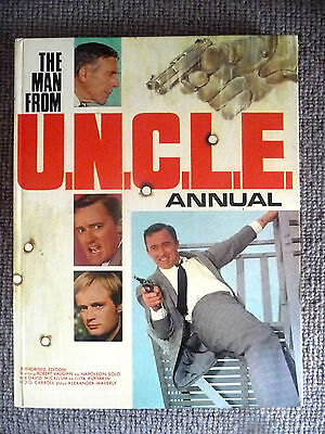 The Man from Uncle Annual, 1968 Edition