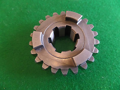 New Yamaha Tz250 Tz350 Sixth Wheel Gear 22T 6Th Td3 Tr3 Tz 250 350