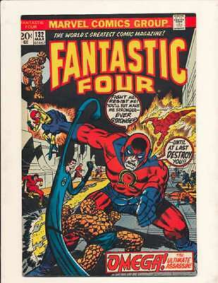 Fantastic Four (1961 series) #132 in Very Fine - condition. FREE bag/board