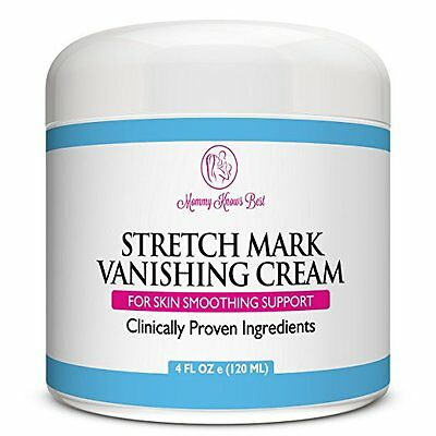 Stretch Mark Removal Vanishing Cream - Remove Stretch Marks From Pregnancy
