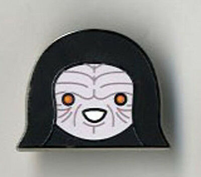 Star Wars Celebration Europe 2016 Emoji Emperor Palpatine Pin Staff Only Rare