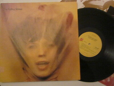 THE ROLLING STONES - GOATS HEAD SOUP con Angie - STAMPA APRIBILE USA - LP VINILE