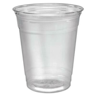 Solo Plastic Party Cold Cups - 12 Oz - 1000/carton - Pete Plastic - (tp12ct)