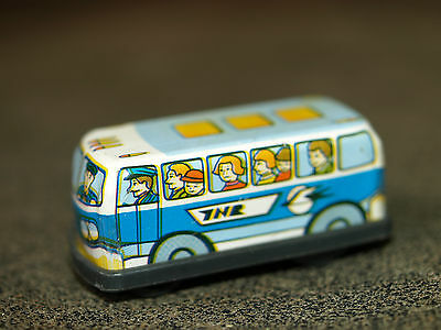 Tin Plate Bus Friction Movement Made in Japan