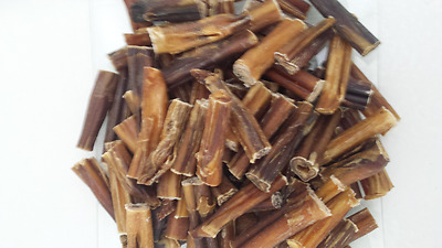 BULLY STICK  BITES   100% Natural treat Sold  By Dog Treat Station