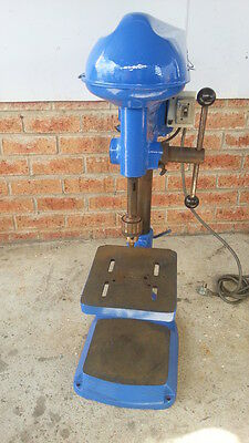 waldown bench drill  240 volts