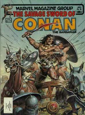 Savage Sword of Conan (1974 series) #90 in Near Mint condition. FREE bag/board