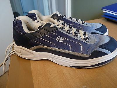 Brunswick Ten Pin Bowling Shoes - Top Quality - Size 9 - Great Condition Look!
