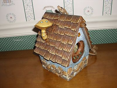Garden Guardians-Guard   Birdhouse-A-As Shown-New 2015