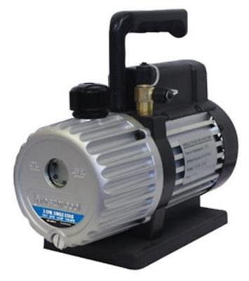 Mastercool MSC-90062-B 3 Cfm Single Stage Vacuum Pump (90062b)