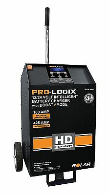 Clore Automotive Llc PL5100 12/24v Pro-logix Hd Wheel Charger