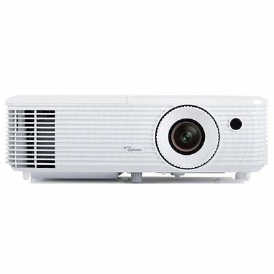 Optoma X345 3d Dlp Projector - 720p - Hdtv - 4:3 - Ceiling, Front - 195 W - 5000