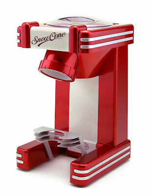 Nostalgia RSM702 Retro Series Single Snow Cone Maker
