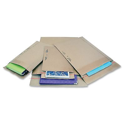 "Jiffy Mailer Rigi Bag Mailers - Shipping - 14.25"" X 18"" - Self-sealing - Kraft,"