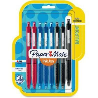 Paper Mate Inkjoy 300 Rt Ballpoint Pens - 1 Mm Point Size - (pap1945918)