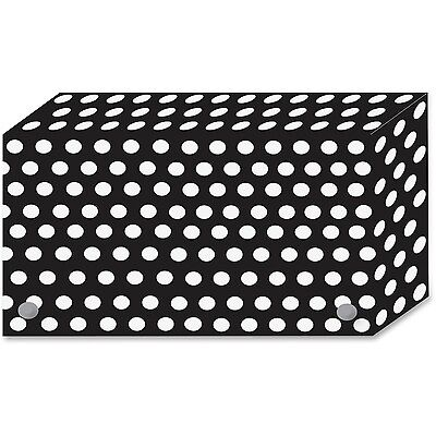 Ashley B/W Dots Design Index Card Holder (ash-90351) (ash90351)