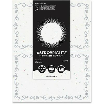 Astrobrights Certificate Paper (nee-91110) (nee91110)