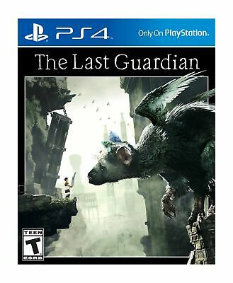 The Last Guardian (PlayStation 4)