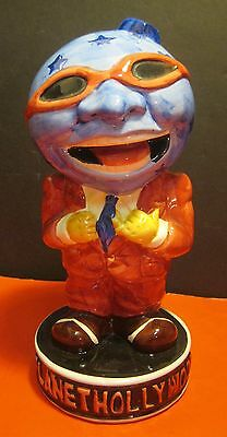 vintage Planet Hollywood ADVERTISING FIGURINE / STATUE ~ beautiful shape!