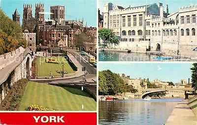 72944045 York UK Muenster The Mansion House The Ouse and Lendal Bridge York