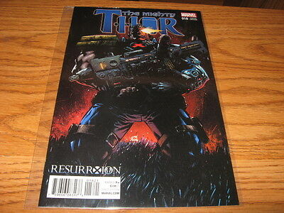The Mighty Thor #18 Variant Edition Cable Resurrxion Nm Marvel