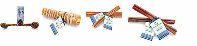 20 assorted Bully Stick variety pack 12 inch