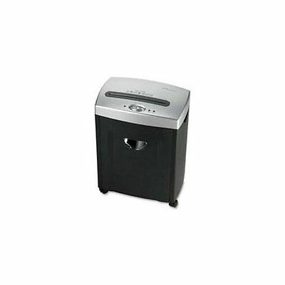 Compucessory High Security Shredder - Micro Cut - 6 Per Pass - 4.25 Gal Waste