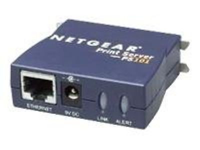 Netgear PS101 Mini Print Server 1 Port