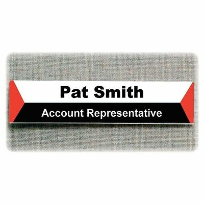 "Advantus Panel Wall Sign Holder - Customizable - 9"" Width2"" Height Holding Size"