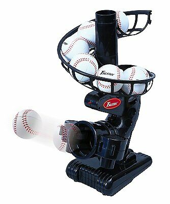 Pitching Machine FALCON FTS-118 for Baseball Batting Practice from Japan