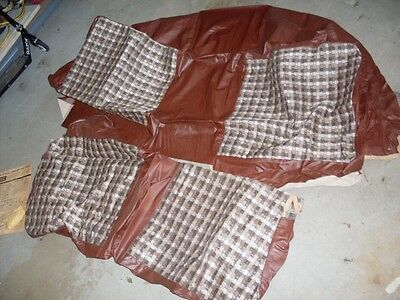 Vintage Auto Seat Covers 51 52 55 56 57 58 FORD GM CHEVY PONTIAC OLDS BUICK NOS