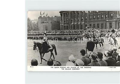 72242808 Adel England Queen Elizabeth Guards Trooping of the Color Ceremony  Koe