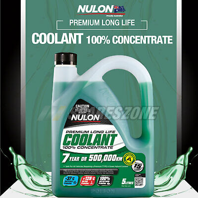 Brand New NULON Long Life Concentrated Coolant 5L For TOYOTA Camry