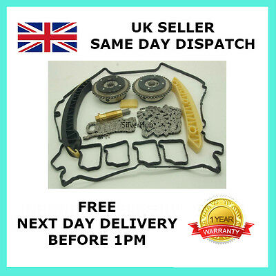 For Mercedes-Benz M271 1.8L Petrol Engines Timing Chain Kit + Camshaft Adjusters