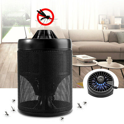 USB Lamp Mosquito Insect Zapper Bug Killer Electric Light Ultraviolet Portable