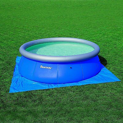 396cm 13ft Square ground cloth for pools / inflatables