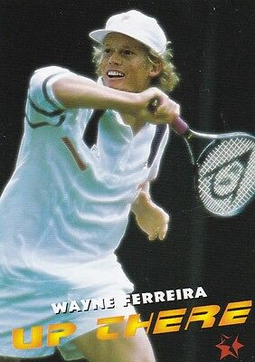 1997 Intrepid Tennis Trading Card #8 Wayne Ferreira South Africa