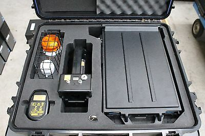 Golden Engineering XR200 Portable X-Ray w Case